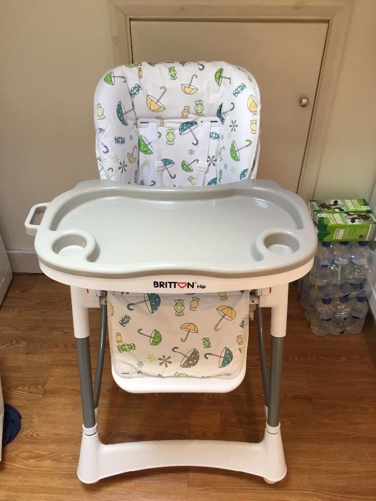 Britton baby highchair