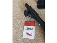 Stagg Music Stand, unused and still in it's box. Ideal present.