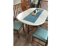 Easy Fold Dining Room Table