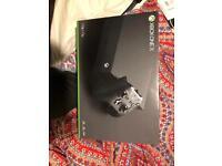 Xbox One X brand new