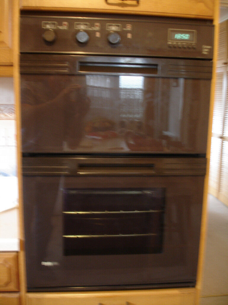 CREDA EUROPA Solar Plus Built in Electric Double Oven