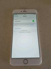 IPhone 6 plus gold. 16gb EE