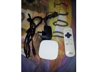 SKY NOW TV BOX WITH REMOTE
