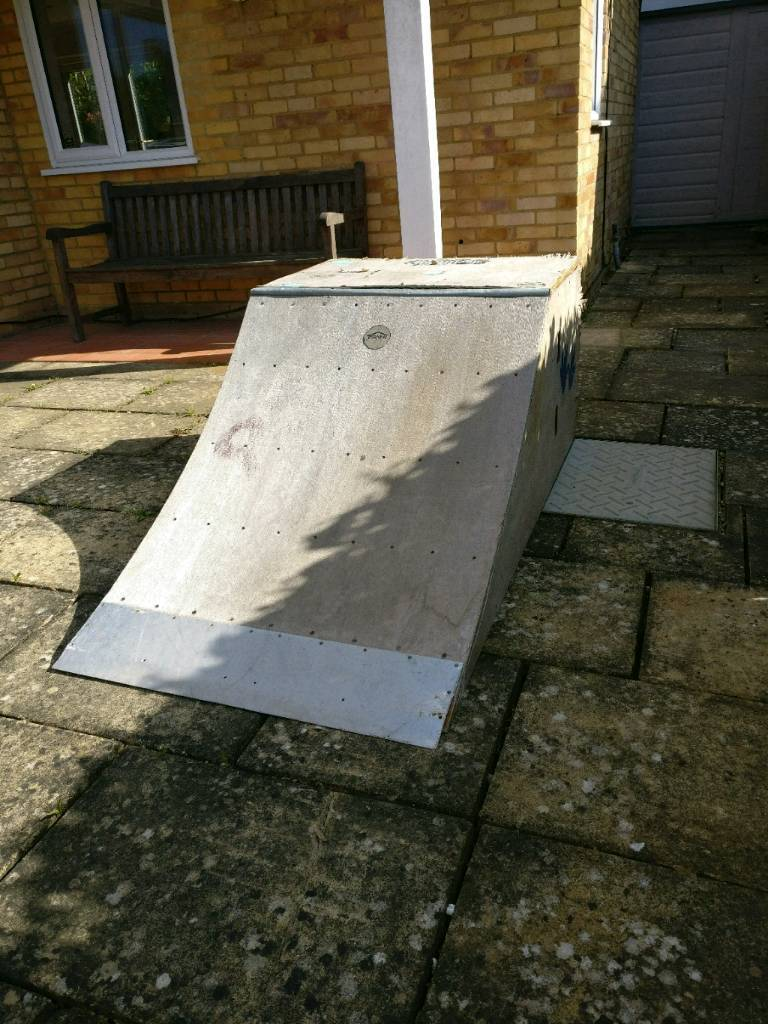 Wooden Skate Ramp In Beaconsfield Buckinghamshire Gumtree