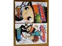 Katekyo hitman reborn! Manga 1-9 +11