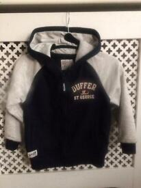 Duffer Hoodie Jacket 6-7 years