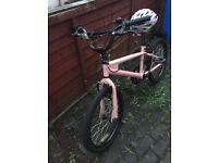 Children's BMX Zen Maxima bike