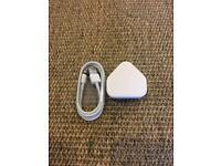 Apple charging cord and plug