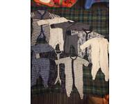 Boys baby clothes 0-3 months