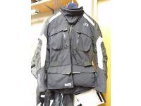 Hein Gericke Motorcycle Jacket @ Trousers