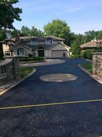 Rise Up Driveway/ Parking Lot Sealing / Line Painting
