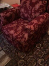 eletric recliner chair £400 OVNO