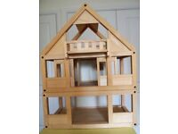 Plan Toy Original First Dolls House