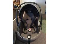 BeSafe car seat & Isofix base