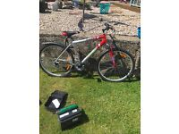 Mans mountain bike 15 gear