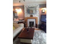 Modern 2 Bedroom Fully Furnished ground floor flat with private garden and Parking