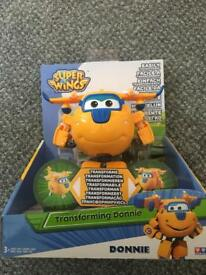 Donnie Superwings new in box