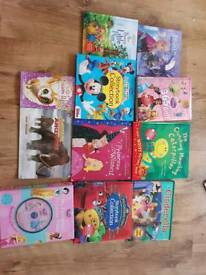 Various story books