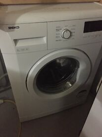 Good Beko washing machine up for grabs