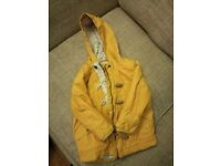 Girls' Autumn coat, 12-18 months