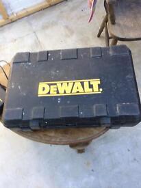 DeWALT 24volt SDS DRILL/hammer drill/hammer ( 3 Settings)