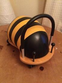 Bumblebee Wheely Bug