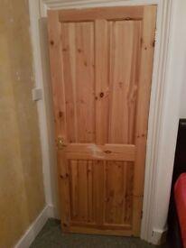 Internal doors - 6 available - £5 each - collection E2