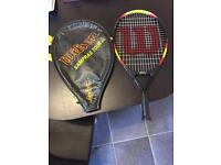 Wilson Junior tennis racket