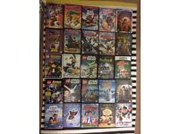 Kids DVD collection REDUCED