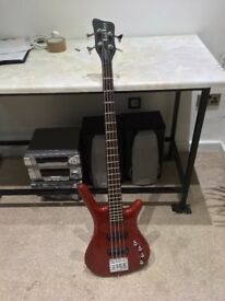 Warwick Rockbass Corvette Bass Guitar 4-String Bass