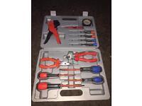 Electrical screwdriver set