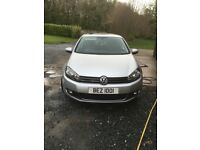 VW 2.0 TDi Golf 5 Door With Low Miles