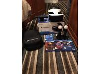 PlayStation VR Headset Bundle