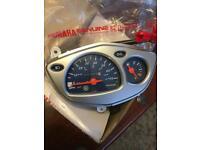 Yamaha NXC 125 Cygnus Clocks Speedo Dash