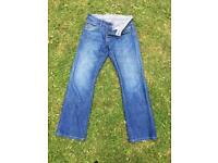 """£20 Duck and Cover jeans size: 30""""W - 32""""L"""