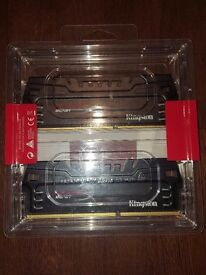 Kingston Hyperx Beast DDR3 8GB 2 x 4GB 2400MHz