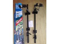Roof mount bike / cycle carrier X 2