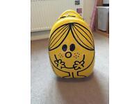Little Miss Sunshine Suitcase