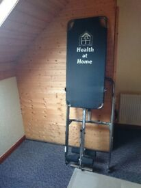 Inversion therapy table for sale