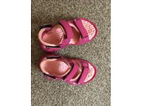Excellent condition girls shoes and sandals