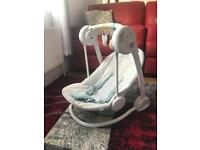 Baby swing from mamas and Papas