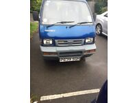 Re advertised due to time waster! DAIHATSU HIJET SE MINI BUS 6 SEATER 1.0 L PETROL