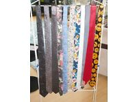 Mens Ties selection of approx 40