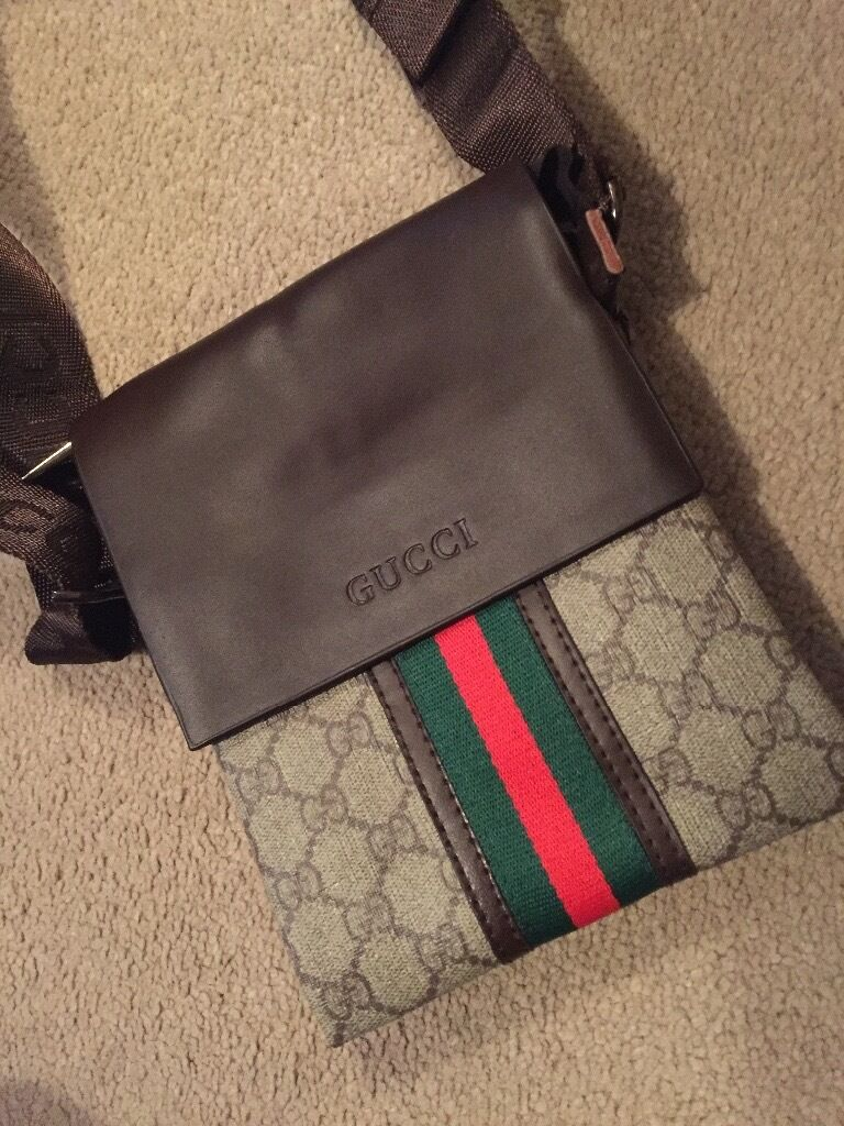 Gucci man bag for sale (open to offers) | in Prestwich, Manchester ...