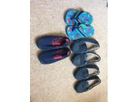 Boys mixed shoes size 8 to 13
