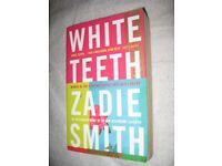 Two New Paperbacks: White Teeth by Zadie Smith and Living La Vita Loca by Belinda Jones - £1.00 each