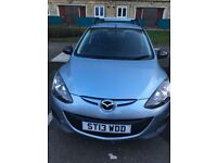 Mazda 2 ts 2013 reg. manual, 26066 mileage with roof top. Very clean and drives like new . £3,800