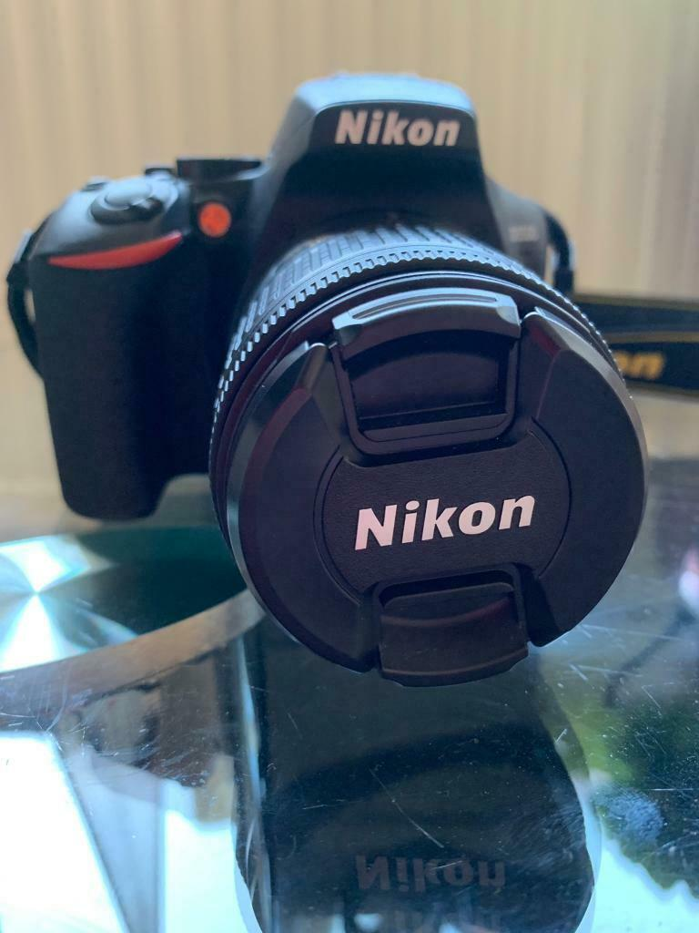 Nikon D3500 | in Byfleet, Surrey | Gumtree