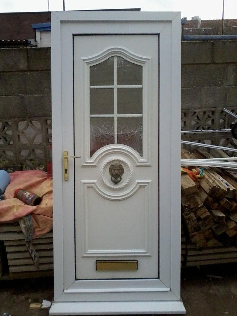 Used Pvc Exterior Door In Pontefract West Yorkshire Gumtree