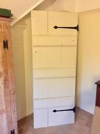 ELM LEDGED COTTAGE DOOR